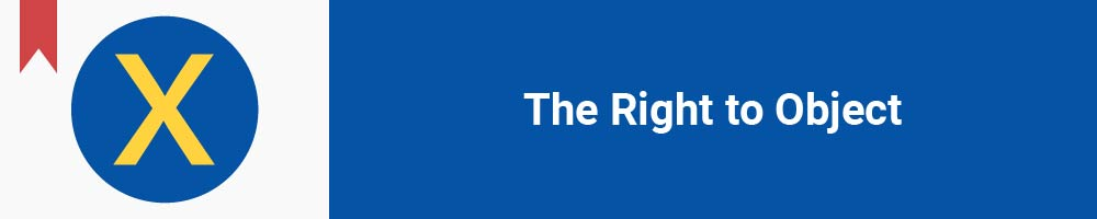The Right to Object