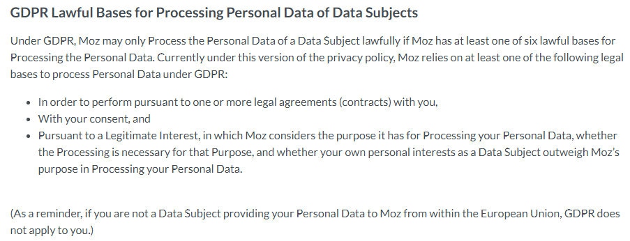 Terms Of Use Privacy Policy For Saas Termsfeed