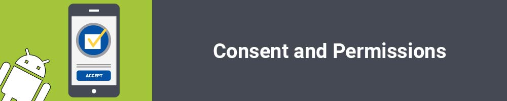 Consent and Permissions