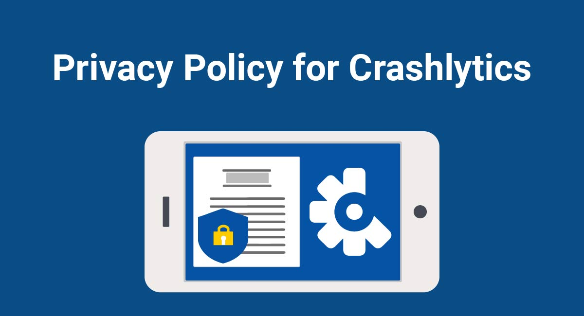 Image for: Privacy Policy for Crashlytics