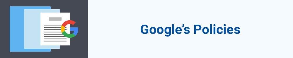 Google's Policies