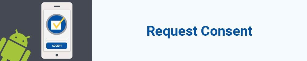 Request Consent