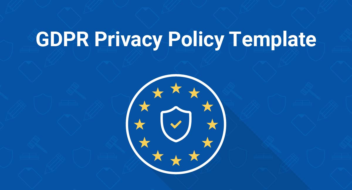 Image for: GDPR Privacy Policy