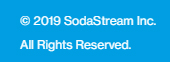 SodaStream copyright notice