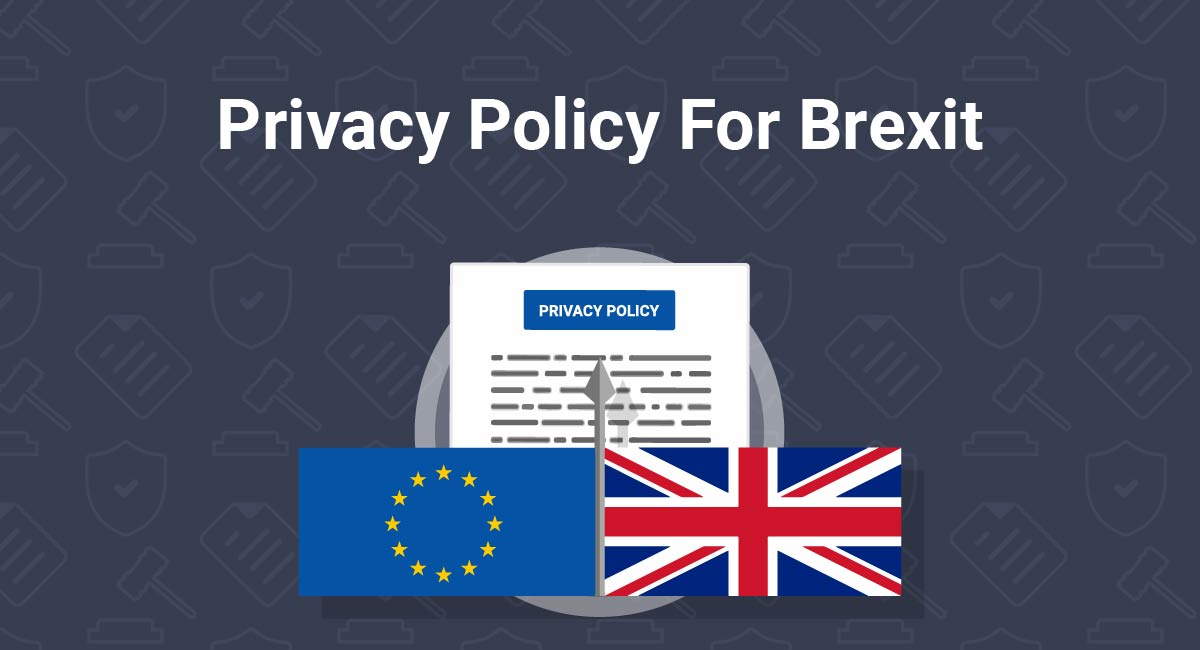 Image for: Privacy Policy For Brexit