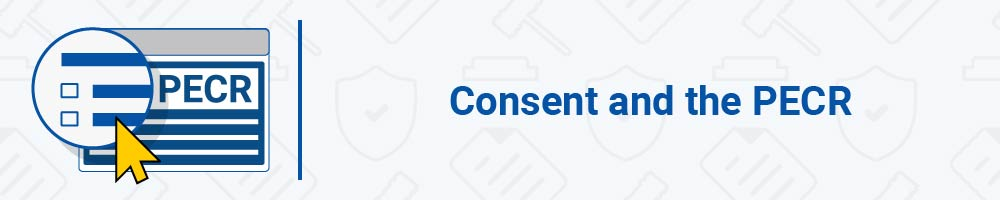 Consent and the PECR