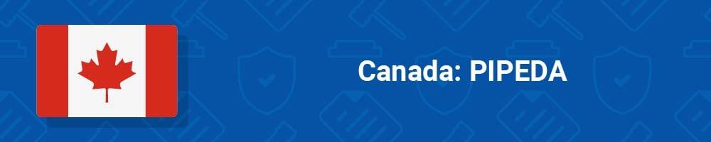 Canada: PIPEDA