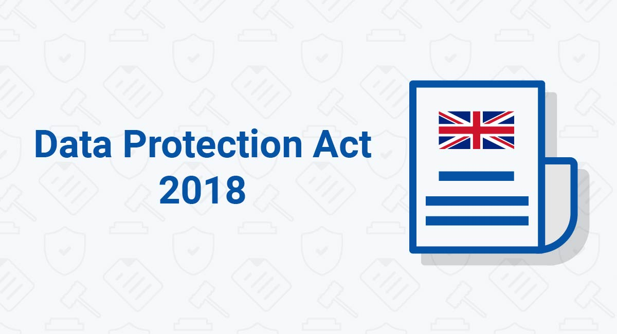 Image for: Data Protection Act 2018