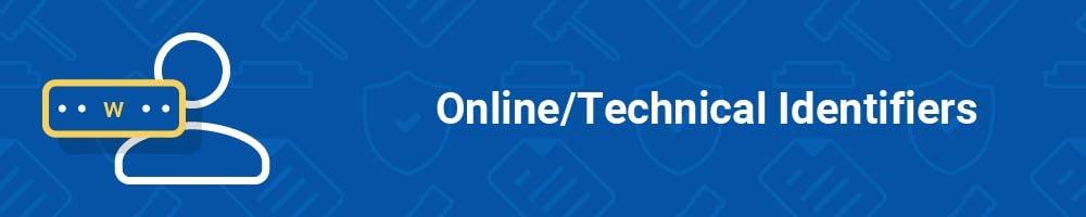 Online - Technical Identifiers