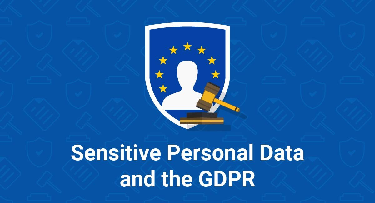 Image for: Sensitive Personal Data and the GDPR