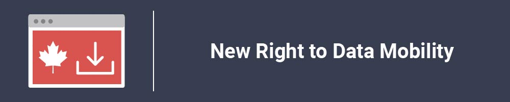 New Right to Data Mobility