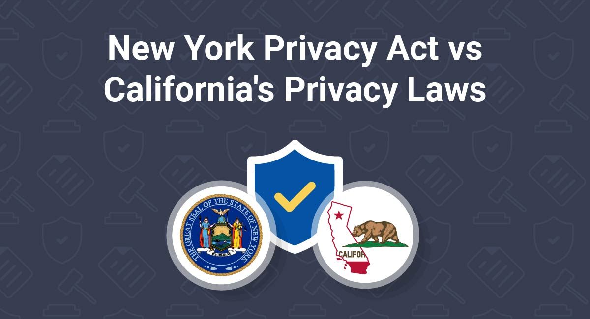New York Privacy Act vs California's Privacy Laws