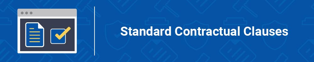 Standard Contractual Clauses