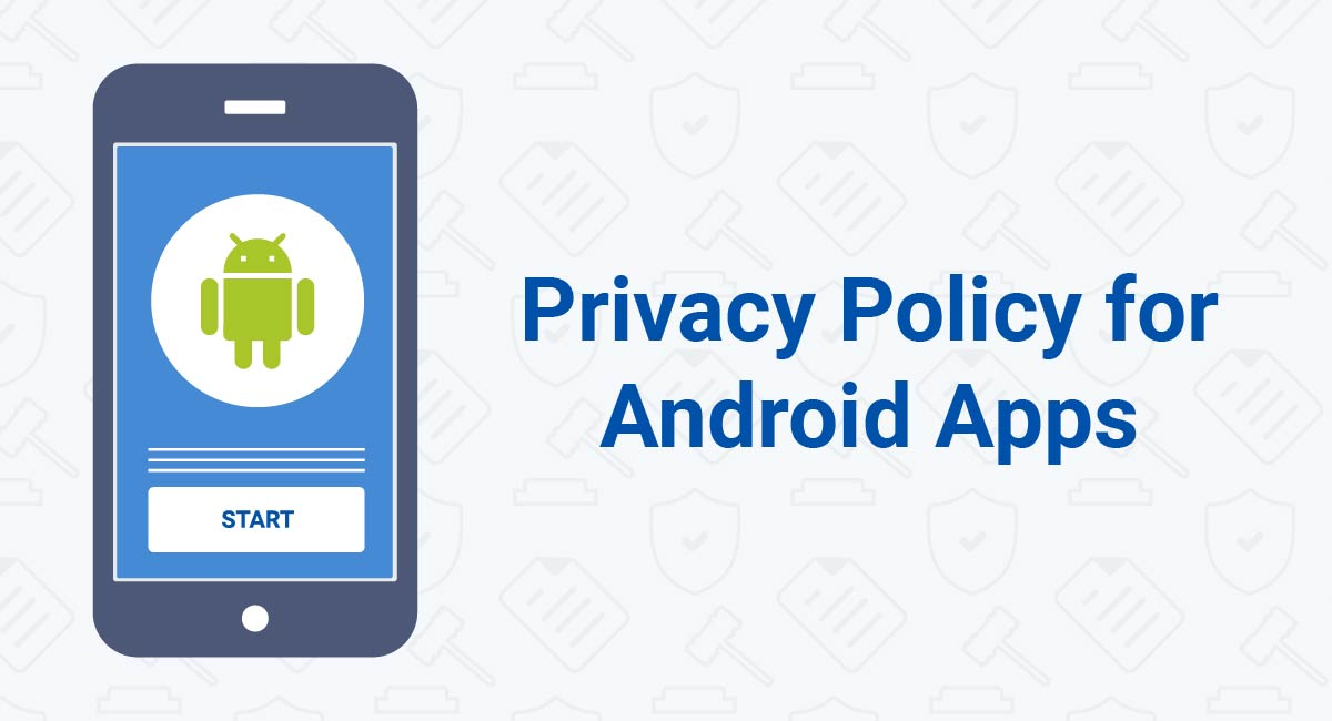 Image for: Privacy Policy for Android Apps