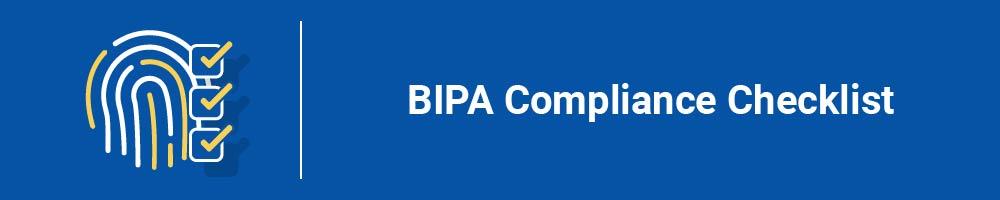 BIPA Compliance Checklist