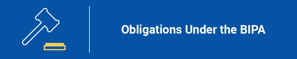 Obligations Under the BIPA