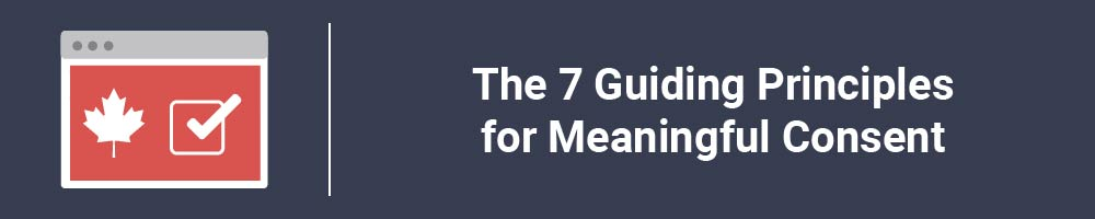 The 7 Guiding Principles For Meaningful Consent
