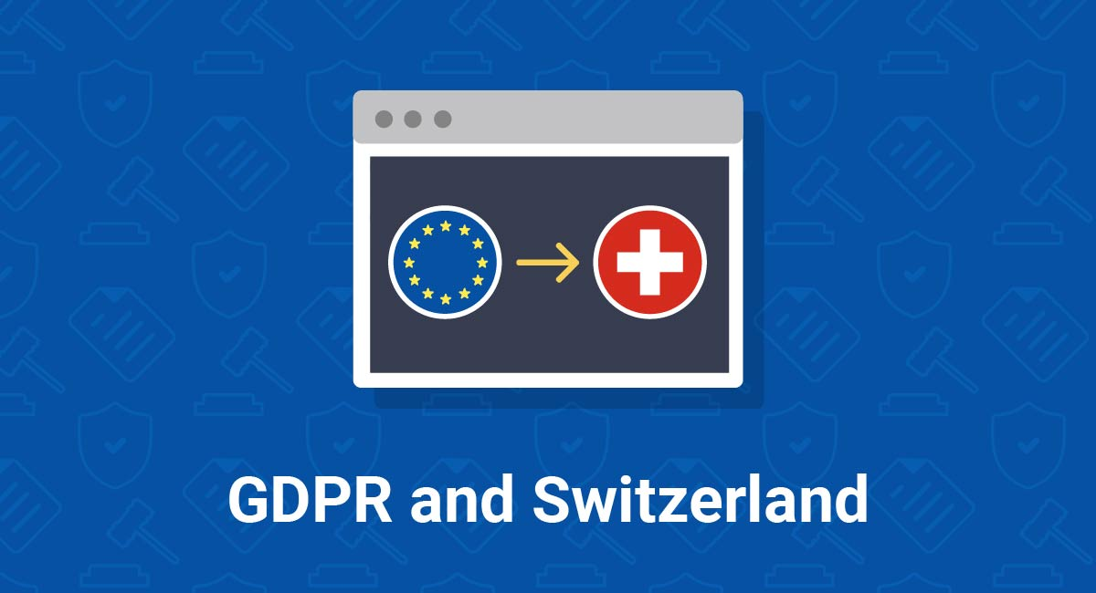 GDPR and Switzerland