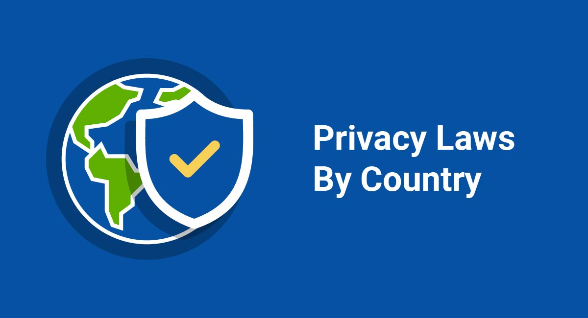 Privacy Laws By Country