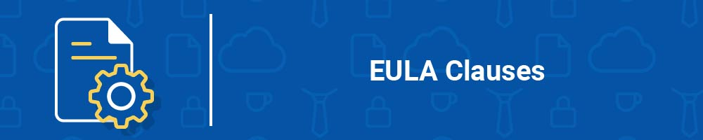 EULA Clauses