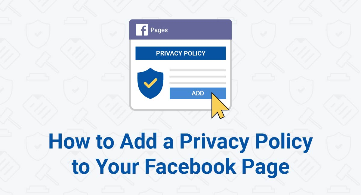 Image for: How to Add a Privacy Policy to Your Facebook Page