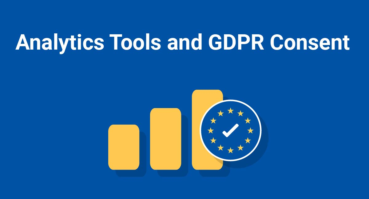 Analytics Tools and GDPR Consent
