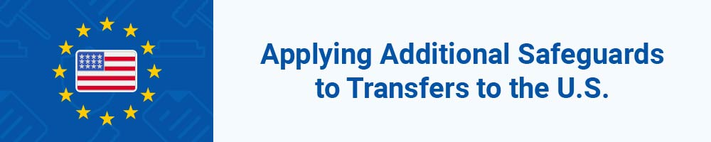 Applying Additional Safeguards to Transfers to the U.S.