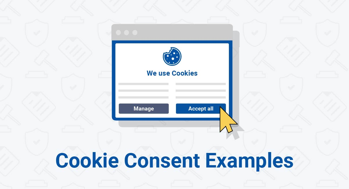 Cookie Consent Examples