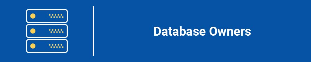 Database Owners