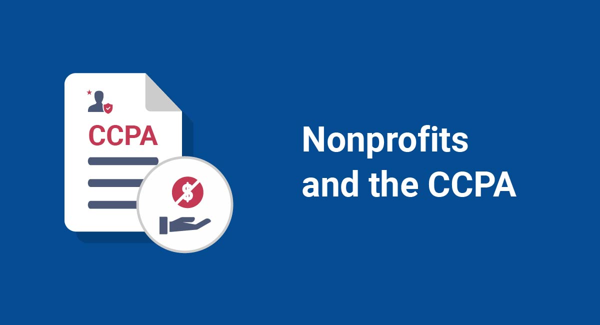 Nonprofits and the CCPA