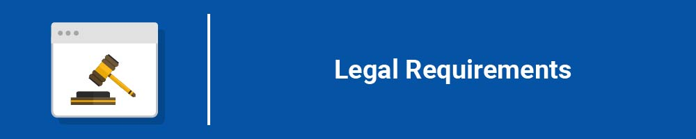 Legal Requirements When Selling Business Online