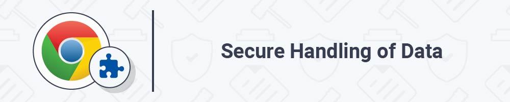 Secure Handling of Data