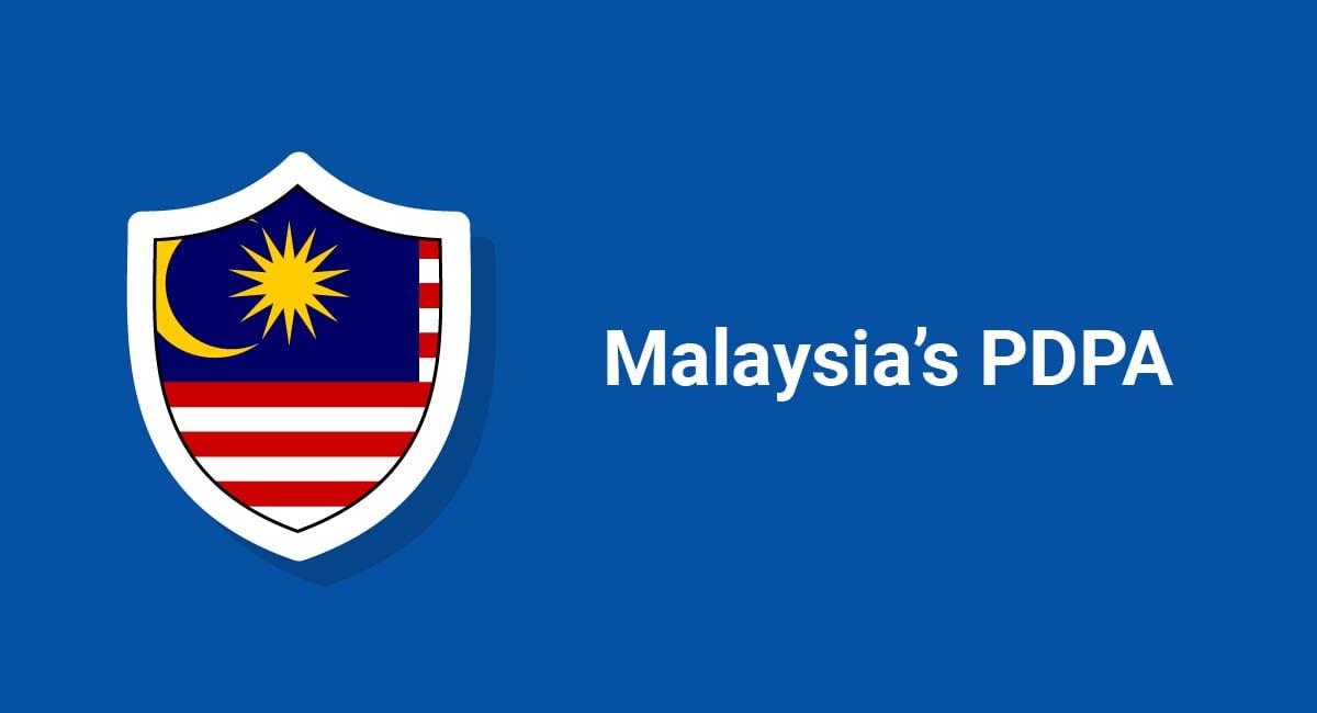 Malaysia's PDPA